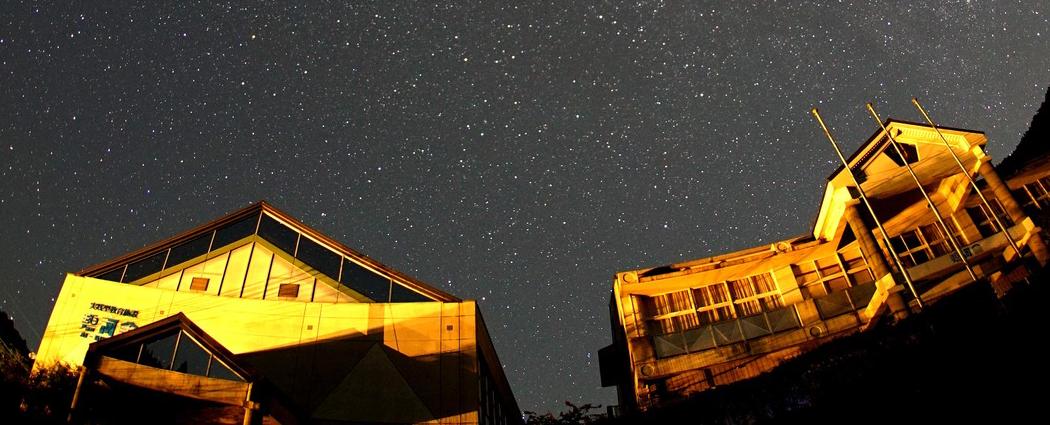 夜空の下で 天体観測してみよう!